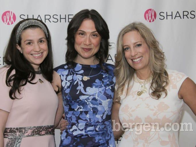 Elana Rosman, Deb Leipzig, Dana Adler (Photo by Charlene Wisnewski)