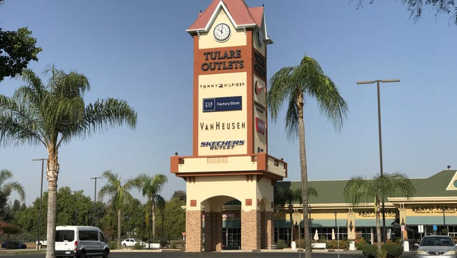 Tulare Outlet Center, among the largest retailer in Tulare County, will be open at 10 p.m. on Thanksgiving.