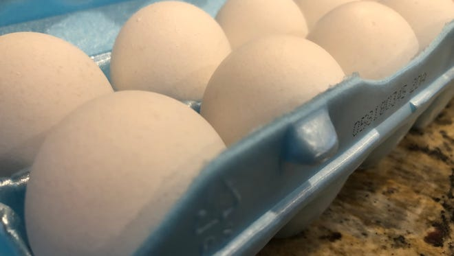A massive egg recall is underway, including Great Value brand, due to reports of salmonella.
