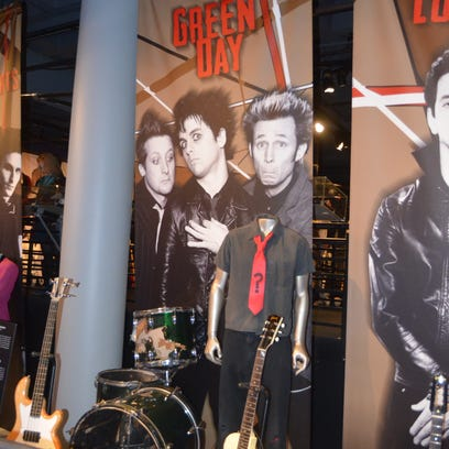 The Rock and Roll Hall of Fame has a new exhibit honoring