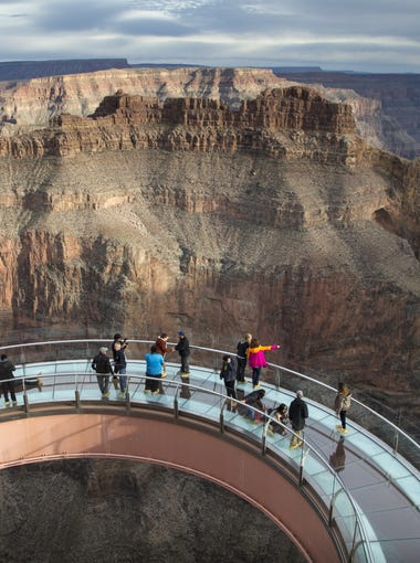 Grand Canyon Skywalk A Complete Visitors Guide