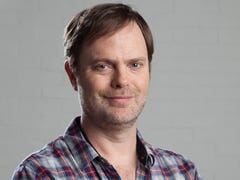 Rainn Wilson, coming to Door County, finds life after Dwight Schrute