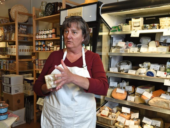 Wedge Cheese Shop closed in April 2017. Founder-owner Laura Conrow is taking a year's sabbatical.