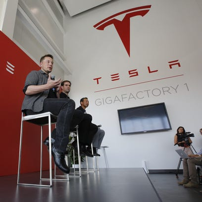 Tesla sues former Gigafactory employee from Sparks for $1M