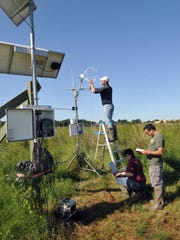 The Meadowlands Environmental Research Institute has