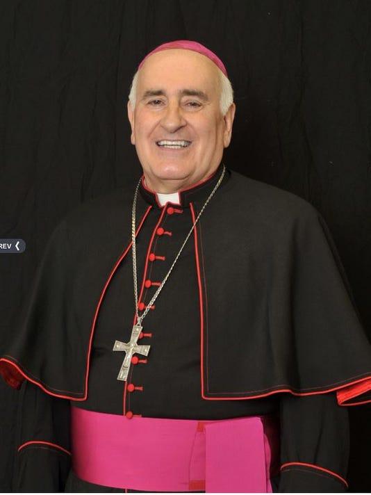 Bishop Donald Kettler