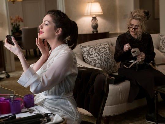 Rose (Helena Bonham Carter, right) designs the Met