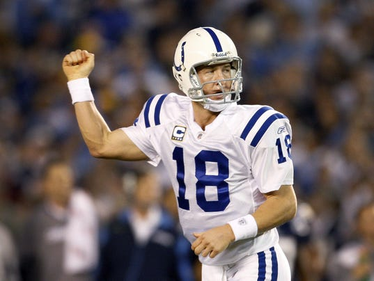 Colts To Honor Peyton Manning In Indy
