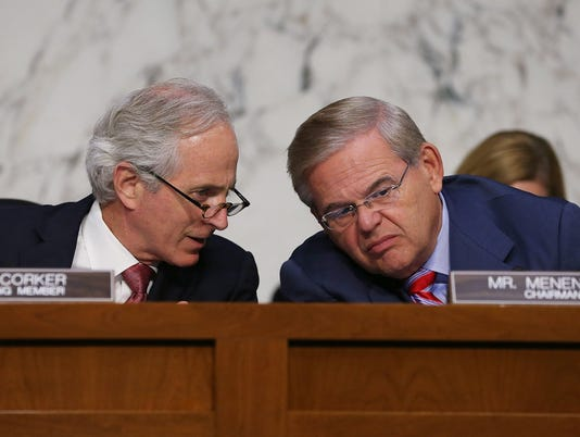 Senate committee approves Syria attack resolution