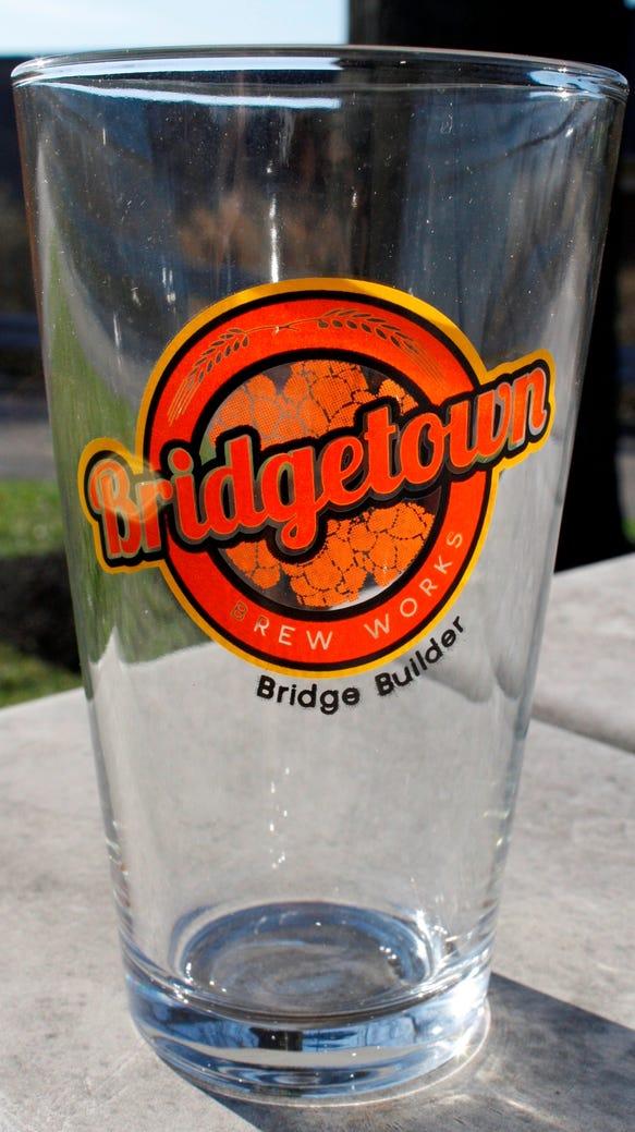 bridgetown brew works glass