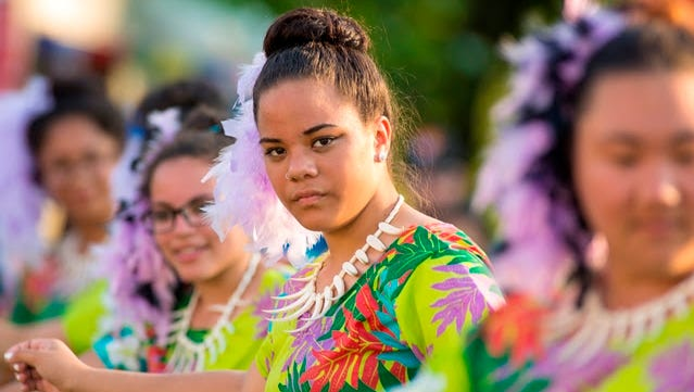 Paradise of Samoa will perform during Exploring Oregon's Heritage: Asian and Pacific Islander Day at the Capitol on May 20.
