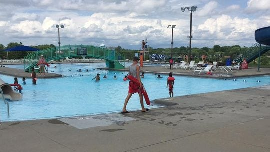 Fairfield is considering contracting with a professional pool management company to help the city run the Fairfield Aquatic Center.