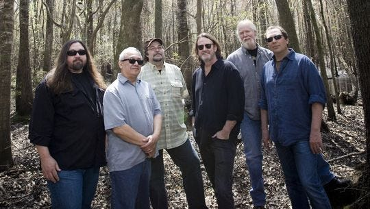 Georgia-based rockers Widespread Panic will play the U.S. Cellular Center on Oct. 30 and 31.