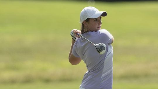Former Red Bank Catholic standout Taylor Totland missed an exemption on the LPGA Tour by a shot.