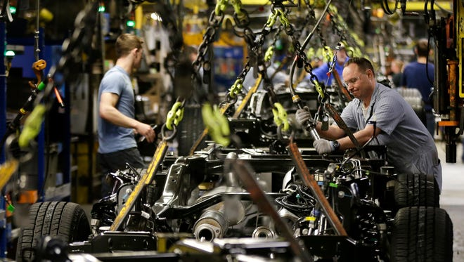The USA is regaining its economic strength and that will help lift the world's economy too.