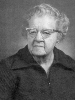 Ada Sawyer became the first woman in Rhode Island to take and complete the bar exam in September 1920.