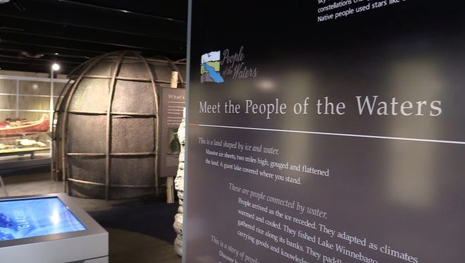 The Oshkosh Public Museum will be adding on to the People of the Waters exhibition. The goal is to complete the renovations by 2024.