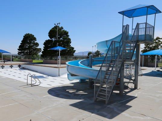 Council approves plans for 3 aquatics centers for Pool design el paso tx