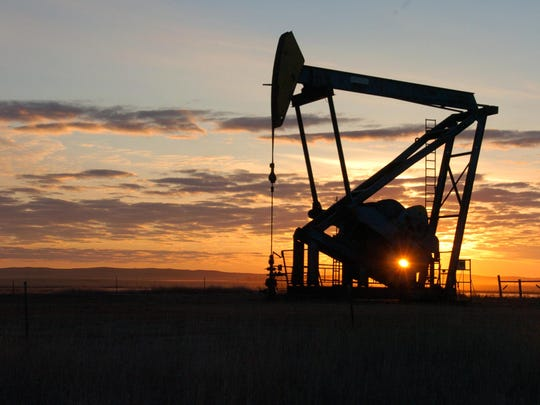 The slowdown of the Bakken oil field in North Dakota