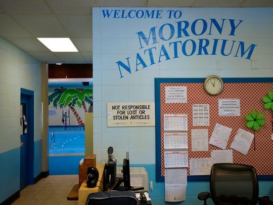 The Morony Natatorium.