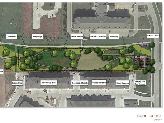 Funding was approved for a 4-acre dog park on Alice's Road in Waukee. It will be open in 2018.