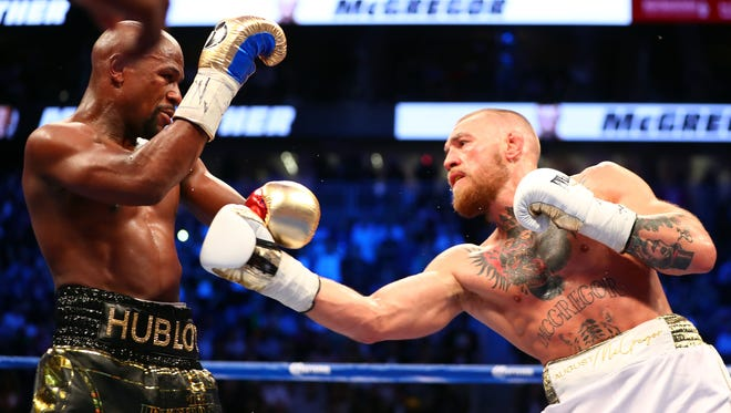 Some fans were unable to stream Saturday's fight due to technical issues.