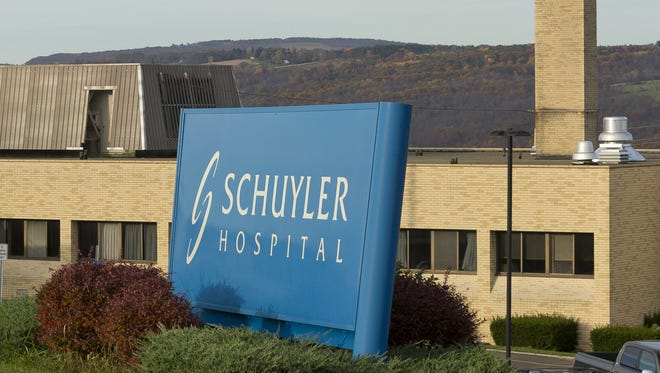 Schuyler Hospital will have a new president next month.