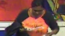 Bossier City Property Crimes Detectives are seeking help identifying a woman suspected of stealing a ticket from a patron at a local casino.