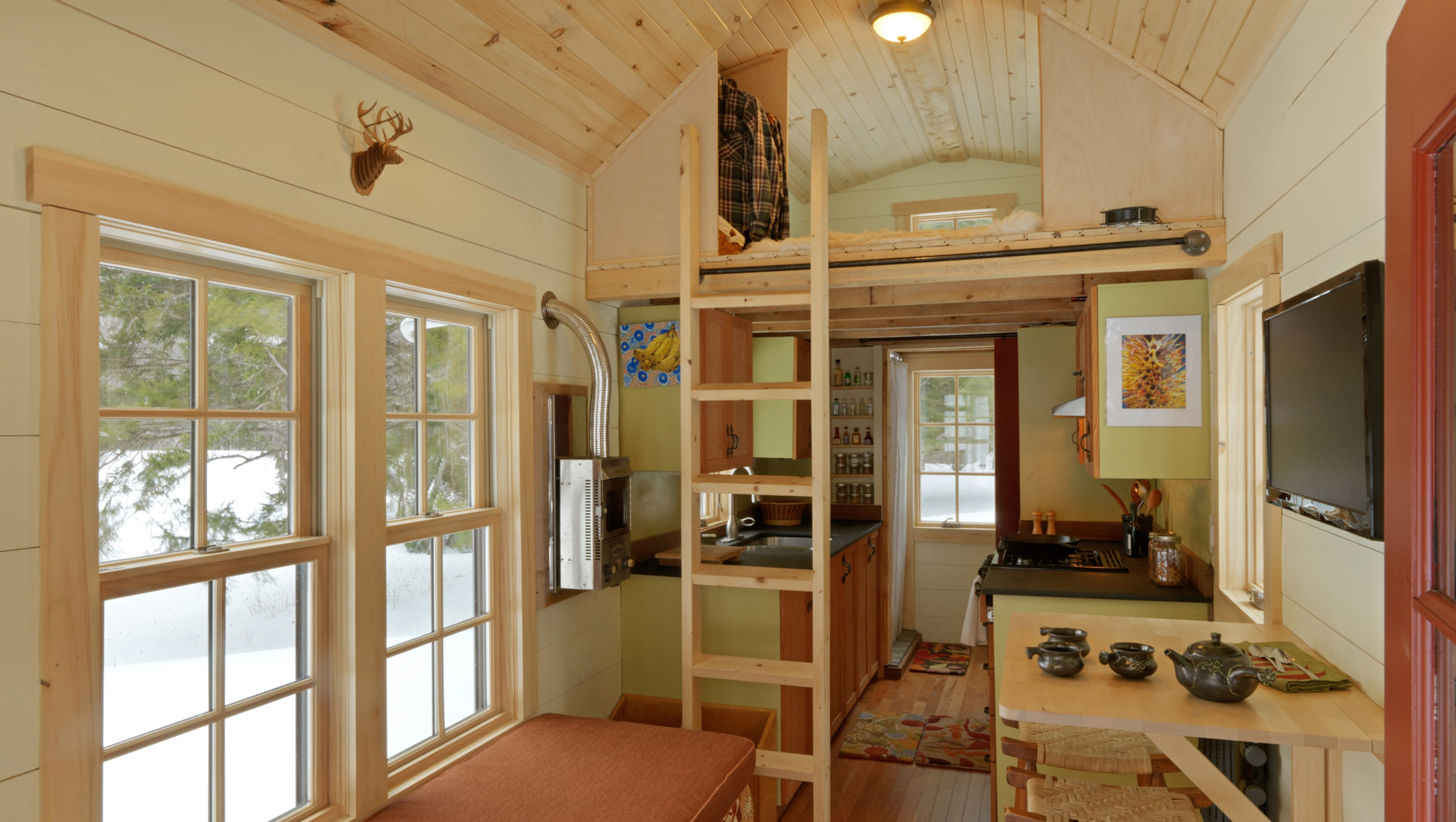 Tiny homes to be featured at weekend home show