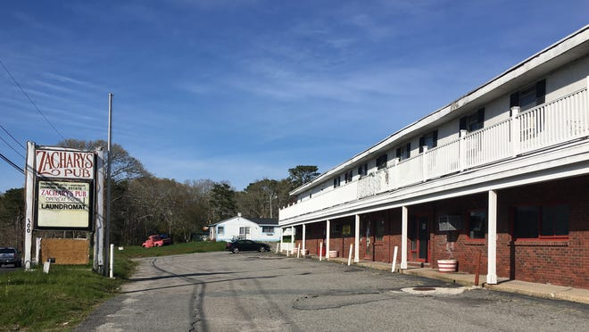 The Mashpee Zoning Board of Appeals this week approved a change of use for the building that used to be home to Zachary's Pub. Plans are for an appliance store to operate out of part of the building.