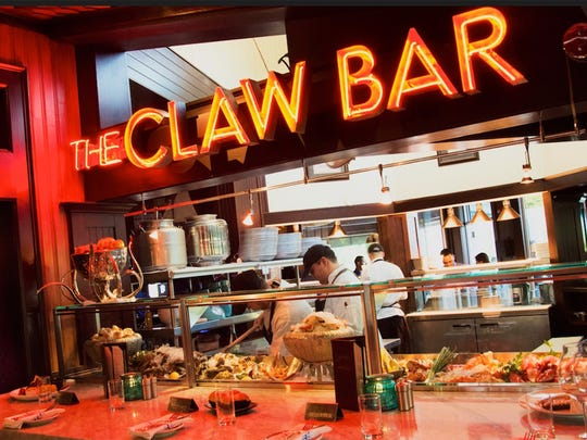 The Claw Bar at Tierney's Tavern, 799 Walkerbilt Road