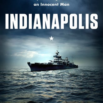 'Indianapolis' sheds new light on World War II naval disaster that cost nearly 900 lives