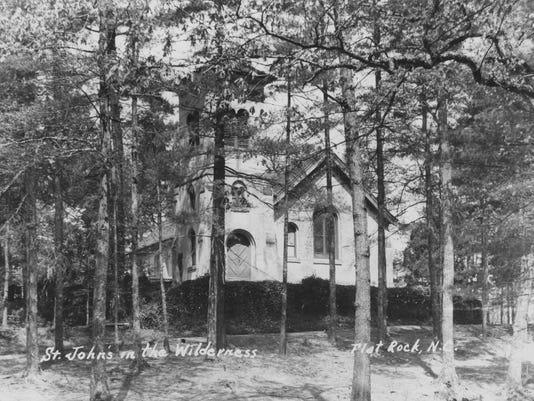 St. John in the Wilderness Church
