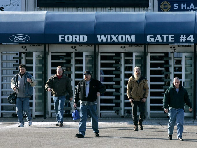 New life for site of old ford wixom plant for Ford motor company employee website