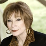 Shirley MacLaine will appear at the Schermerhorn on July 30.