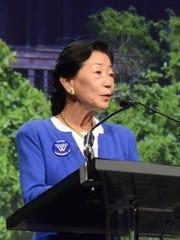Wall Street pioneer Lulu Chow Wang