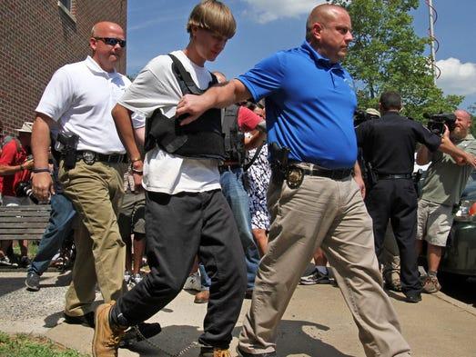 9 Dead In Shooting At Black Church In Charleston S C
