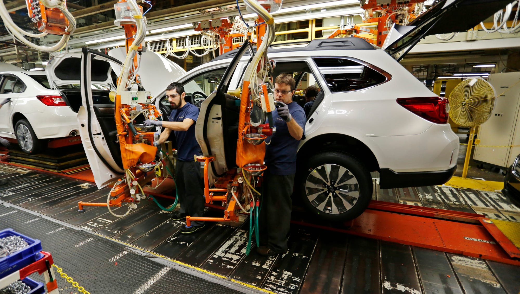 Subaru To Add 1 200 Jobs In 140m Indiana Expansion Games and events at the university of lousiana at lafayette are just two miles away, and we're just as close to lafayette regional airport and lafayette general medical center. indiana expansion