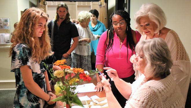 The Dream Center presented its annual fundraiser, That's Amore, on Thursday, July 26, 2018 at the First United Methodist Church in downtown Jackson.