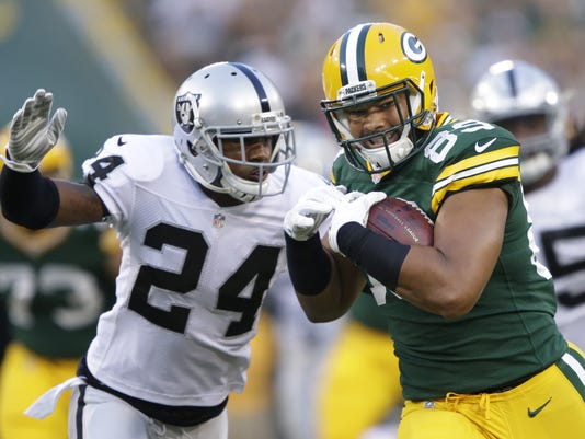 Richard Rodgers, Charles Woodson