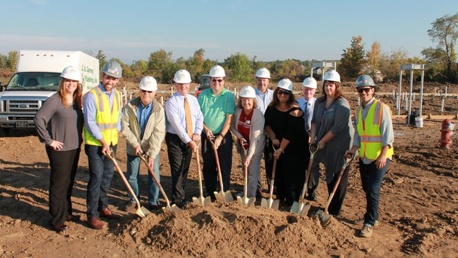 Rainbow Child Care Center recently broke ground on a new Lyon facility.