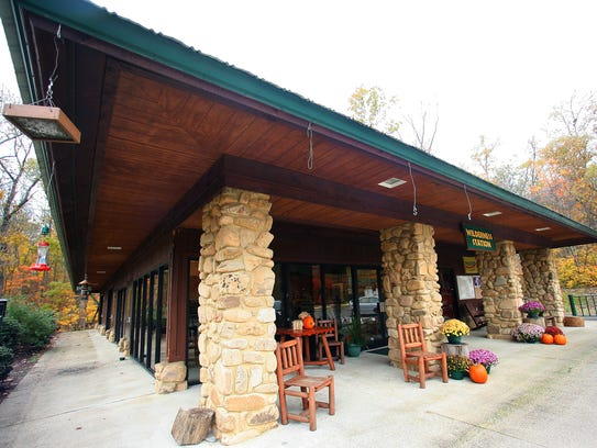The Wilderness Station in Barfield Crescent Park offers