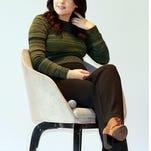 Con cuatro meses y medio de embarazo, Zuria Vega realizará una participación especial es una serie.