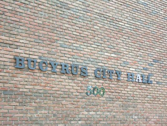BUC Bucyrus City Hall stock 2