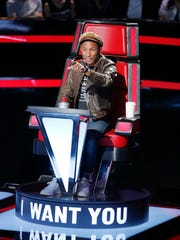"""Edison's Moushumi drew high praise from the coaches in her Blind Audition on """"The Voice"""" and secured one of the last spots on Team Pharrell."""