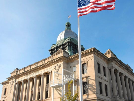 Manitowoc County Courthouse.