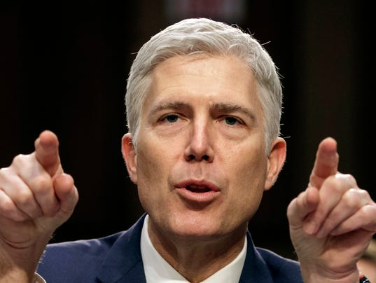 Anti-abortion group SBA List: Gorsuch's confirmation is promise kept by Trump