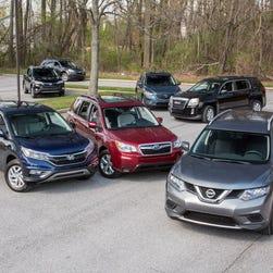 $28,000 Compact SUV Challenge