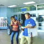 Two sought in Hattiesburg credit card fraud
