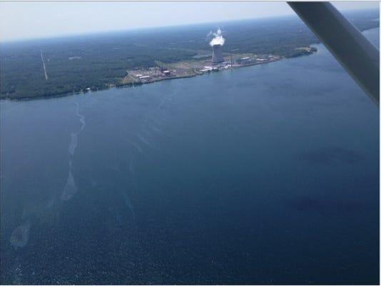 Lake Ontario Sheen